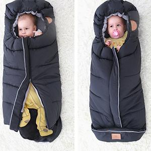 Baby Fu/ßsack Babyschale Schlafsack Winterfu/ßsack Kinderwagen Buggy Winter