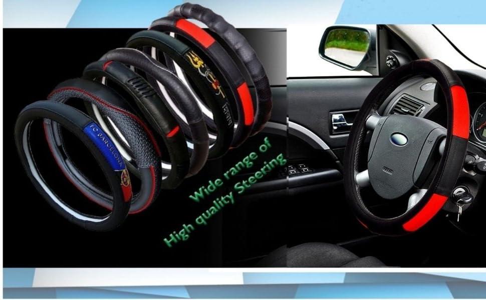 steering wheel leather