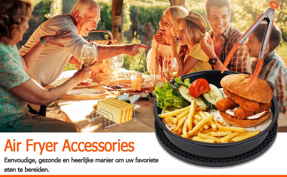 air fryer accessories