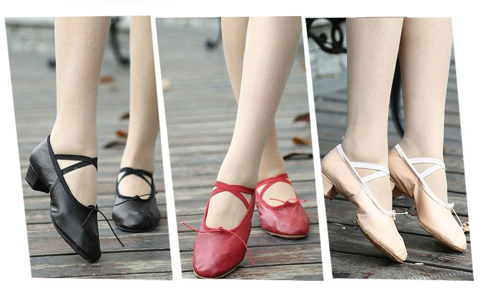 Teacher shoes.
