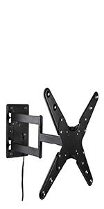 Lockable RV TV Wall Mount