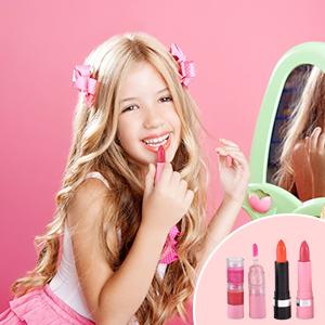 maquillaje niñas