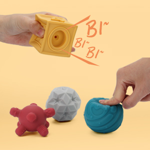 Squeezed Toys