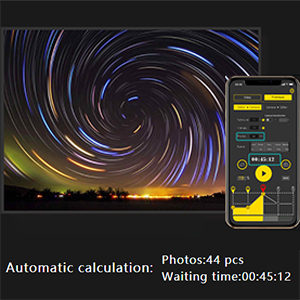 Timelapse Calculator