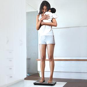 Weighing Baby Mode