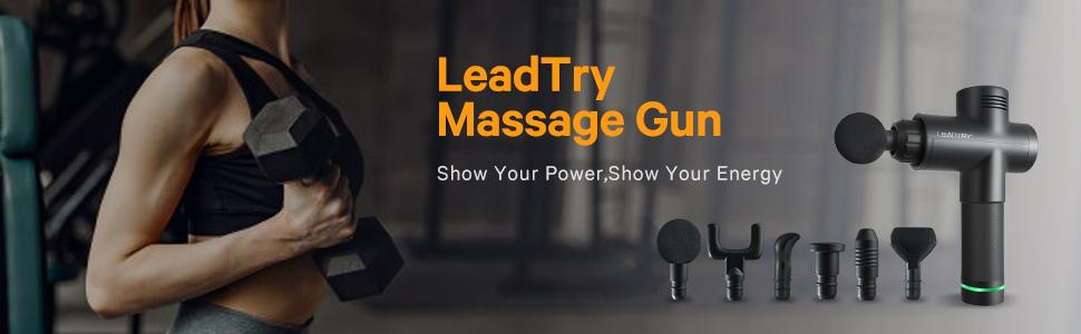 muscle massage gun leadtry g8