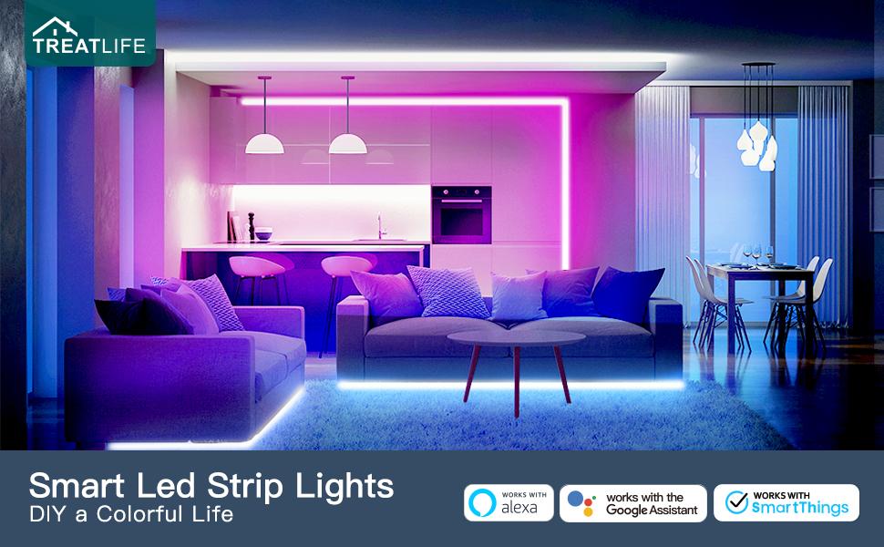 RGB led light strips