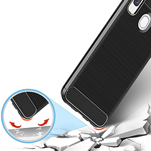 Samsung A20 case,Galaxy A20 Case,Galaxy A30 Case,MAIKEZI Soft TPU Slim Fashion Anti-Fingerprint Non-Slip Protective Phone Case Cover for Samsung ...