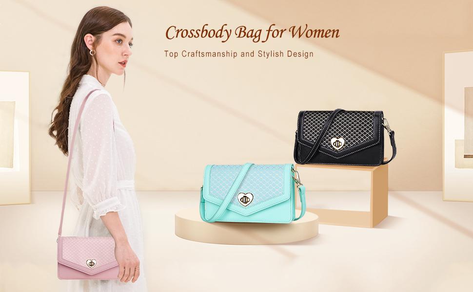 Toplive Crossbody bag for women