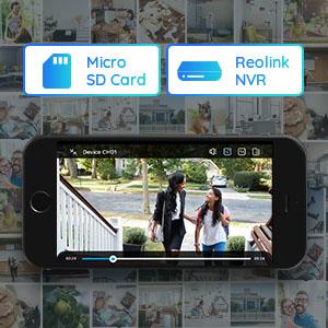 Reolink Lumus Cámara de Seguridad Exterior con Spotlight, 1080P WiFi IP Cámara, PIR+Detección de Movimiento, Audio Bidireccional, con Ranura Micro SD+3M Power Cable, IP65: Amazon.es: Electrónica