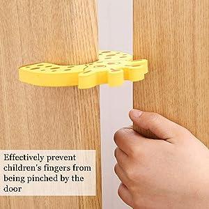 baby safety door stopper