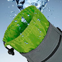 waterproof dog treat bag