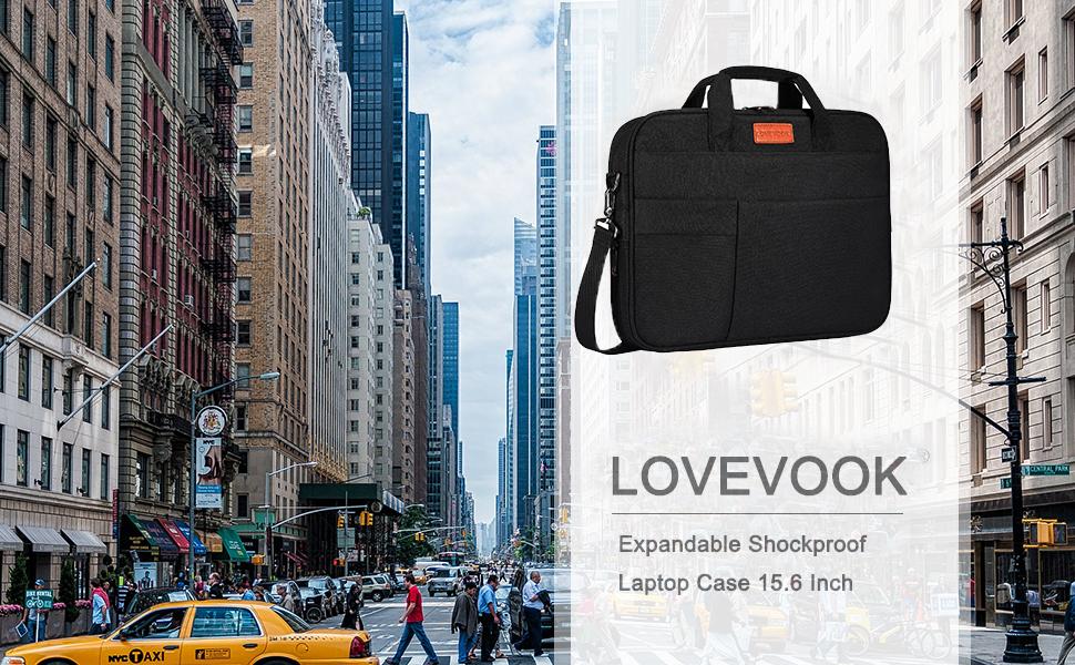 Laptop Briefcase Crossbody Shoulder Bag