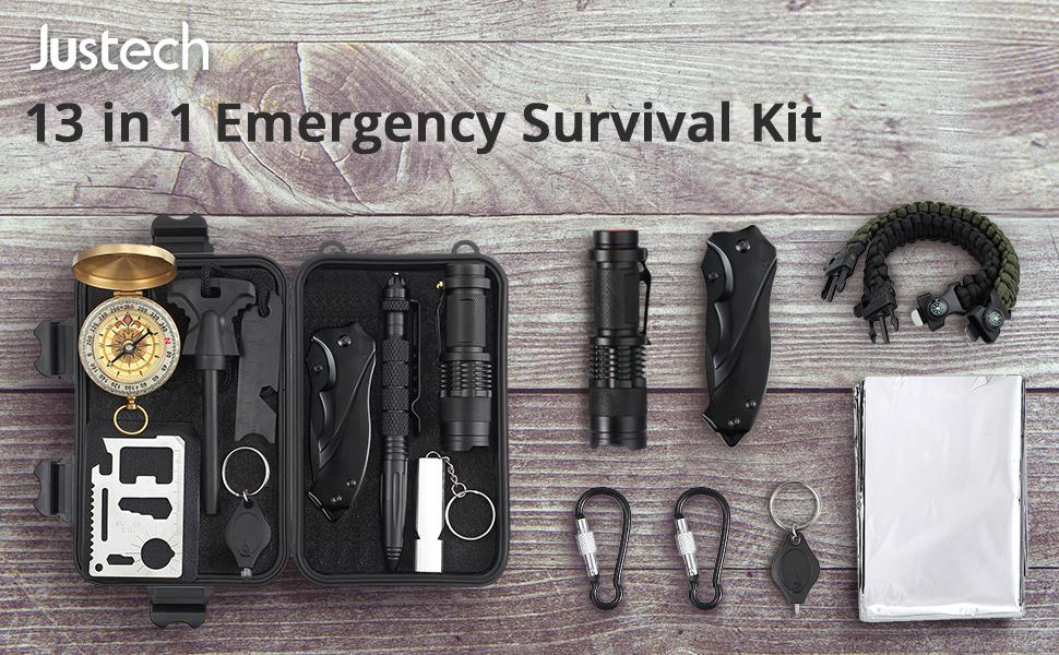 Professional Emergency Survival Gear