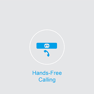 Hands-Free Calling