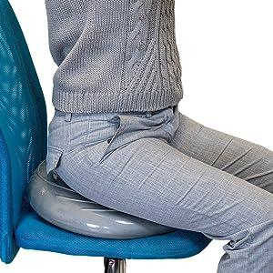 THE NOMAD correct sitting posture