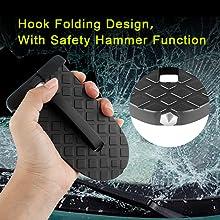 safety hammer design