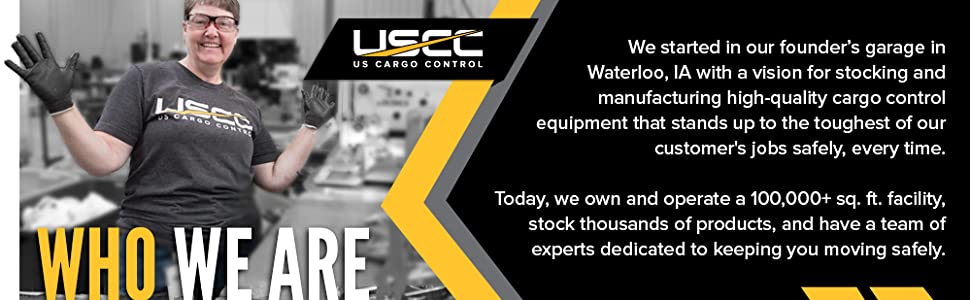 about us cargo control