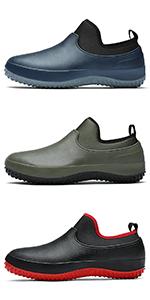 TENGTA Unisex Waterproof Garden Shoes