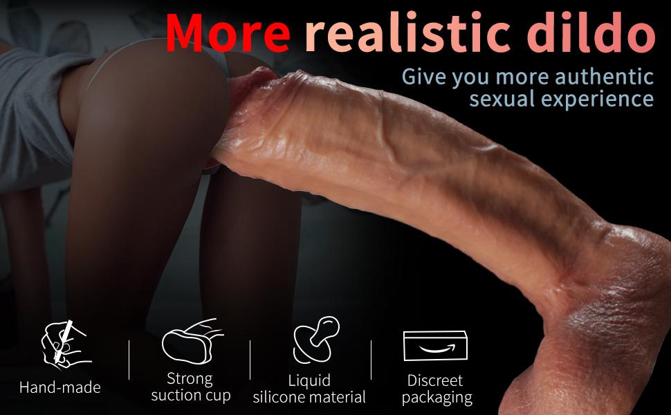 realistic dildo