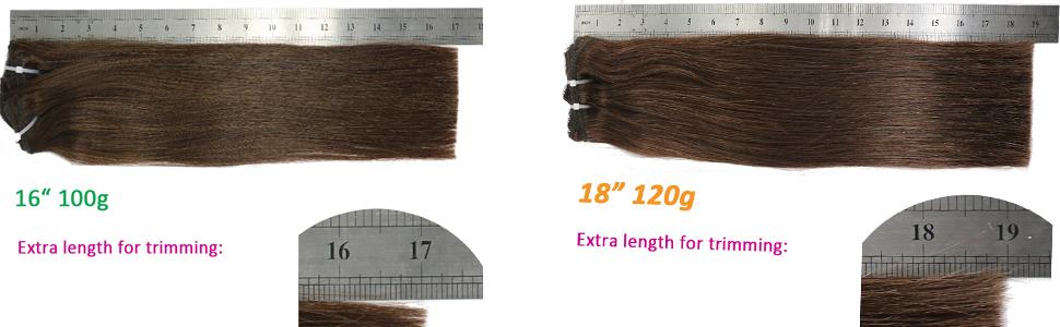 Extra Length