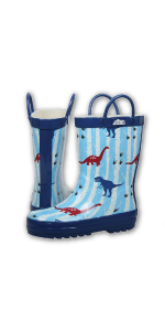 rain boots, dino, dinosaurs