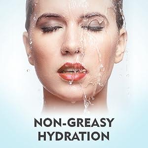 Non-Greasy Hydration