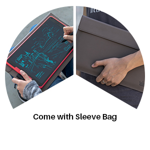Come with Sleeve Bag