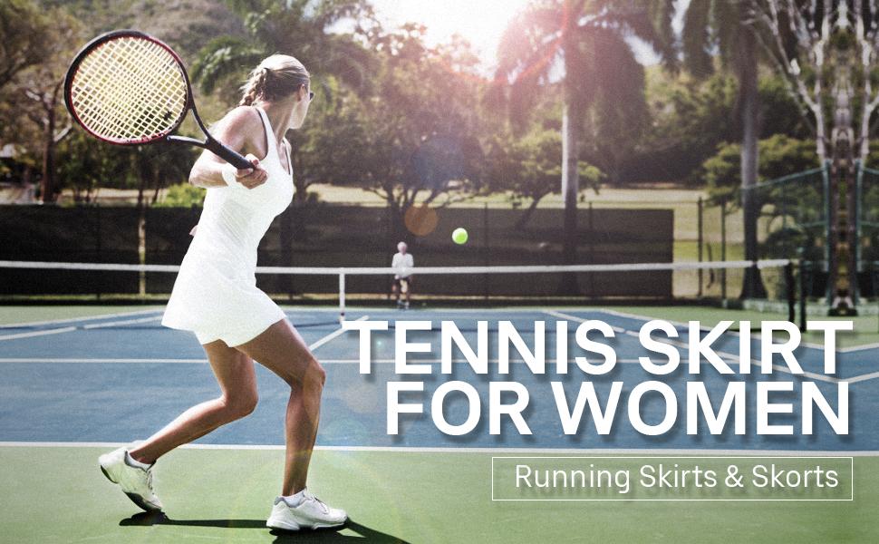 tennis skirt for women