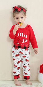 Baby Christmas Outfits