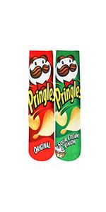 pringles chips socks