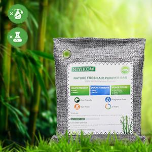 bamboo charcoal bags