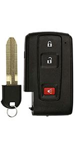 Toyota prius key fob cover