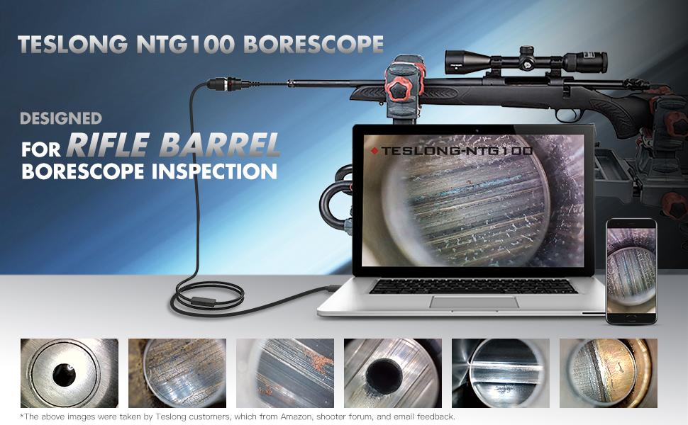 NTG100 Rifle Borescope