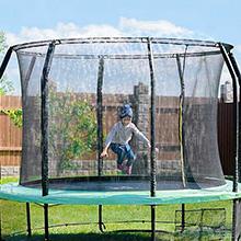 fun game trampoline sprayer