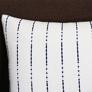 navy lumbar pillow covers 12x20