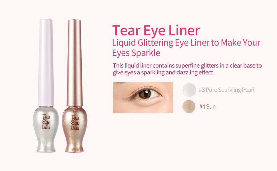Tear Drop Liner