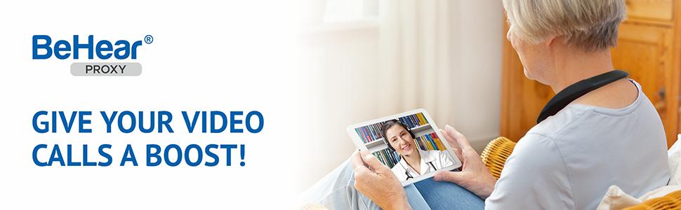 BeHear PROXY, Video calls
