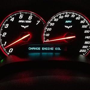 Oil Change Reminder