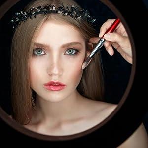 Ring Light, beauty, lighting, makeup lighting