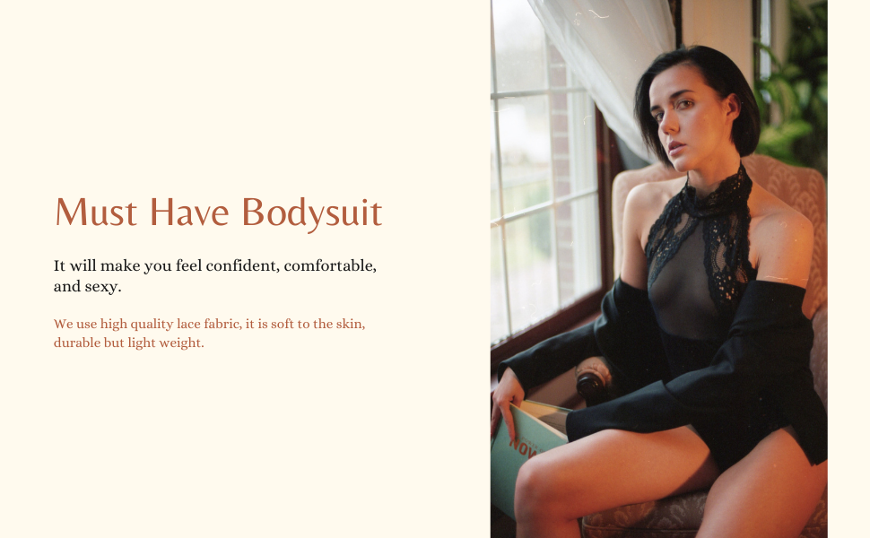 bodysuit lingerie for women
