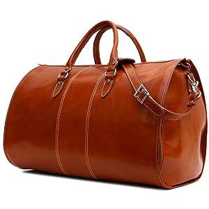 Floto Venezia Garment Duffle Travel Bag