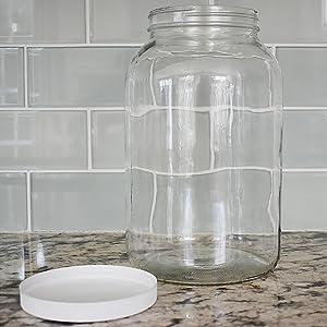 Gallon Glass Kombucha Jar