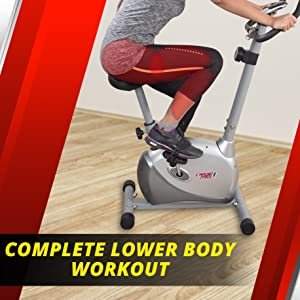 lower body workout bike