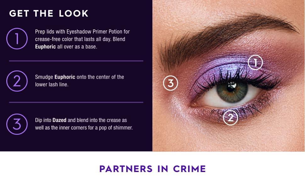 Urban Decay - Ultraviolet Eyeshadow Palette