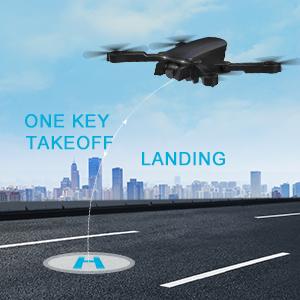 One key take off /Landing