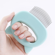 cat comb for shedding and grooming