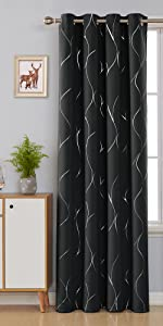 thermal insulted curtains