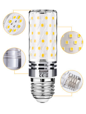 Ledlampen E27