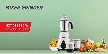 mixer grinder mxt 05 550w